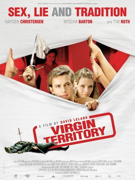 Virgin Territory (2007) DVDRip