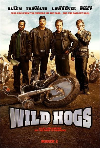 Wild Hogs (2007) DVDRip